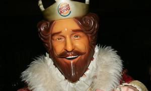 burger king hamburgers